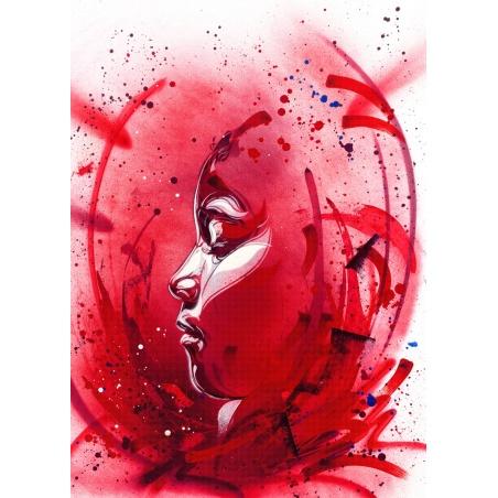 Litho.Online C215 - Bring Back Our Girls - Rouge