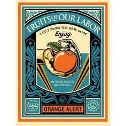 Litho.Online Shepard Fairey - Fruits of Our Labour