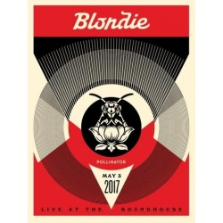 Litho.Online Shepard Fairey - Blondie London