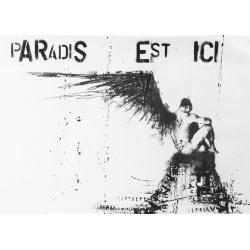 Litho.Online Guy Denning - Paradis est ici