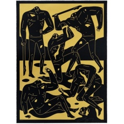 Litho.Online Cleon Peterson - Mercenaries Gold