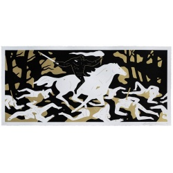 Cleon Peterson - Victory Gold