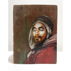 Litho.Online C215 - Mohamed Osman (Spahi algérien)