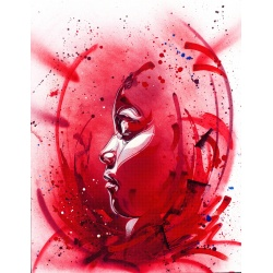 Litho.Online C215 - Bring Back Our Girls red - ORIGINAL