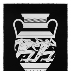Litho.Online Cleon Peterson - End of Empire, Kylix (black)