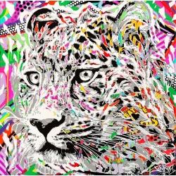 Litho.Online Jo Di Bona - Print Puma Blues