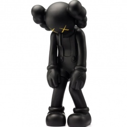 Kaws - Small lie (black)
