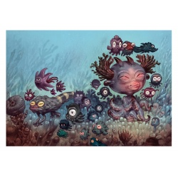 Stan Manoukian - Happy Octopus