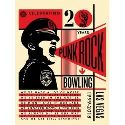 Litho.Online Shepard Fairey - Punk Rock Bowling