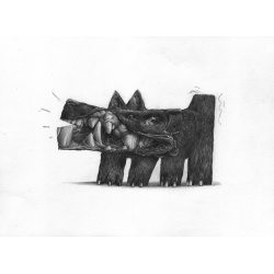 store.joelknafo-art.com Bom.K - Le chien imitateur