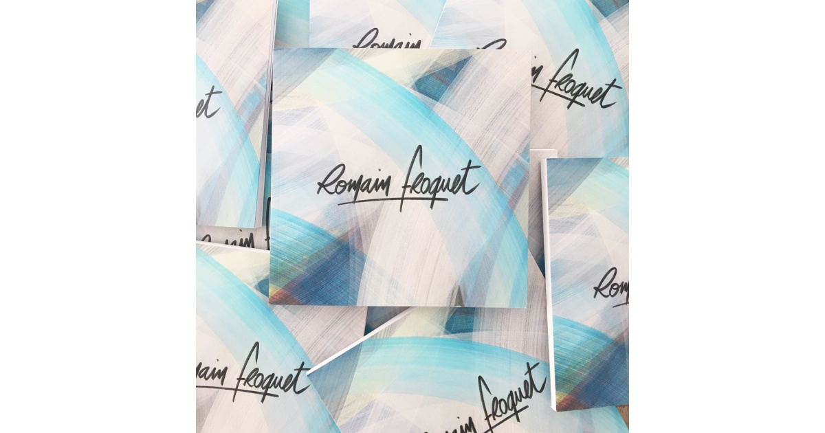 Litho.Online Romain Froquet - Catalogue exposition - 104 pages