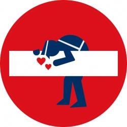 CLET - Poliziotto Innamorato