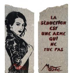 Litho.Online Miss Tic - La séduction est une arme qui ne tue pas