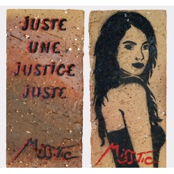 Litho.Online Miss Tic - Juste une justice juste