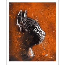 Litho.Online C215 - Felix (Edition orange)