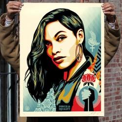 Shepard Fairey - Power &...