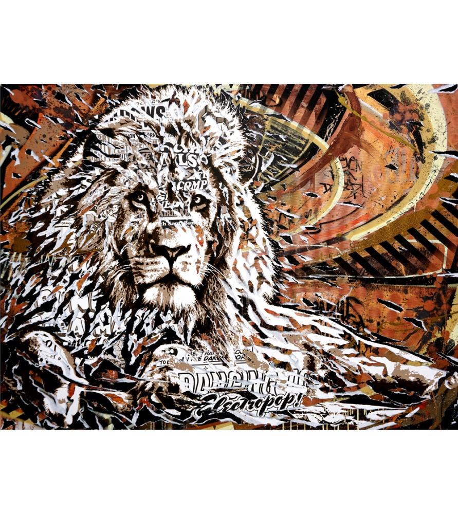 Litho.Online Jo di Bona - Copper Lion