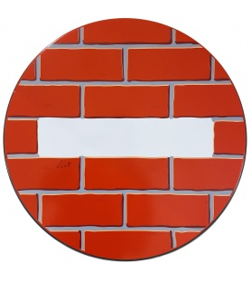 Clet - The Wall - 40cm