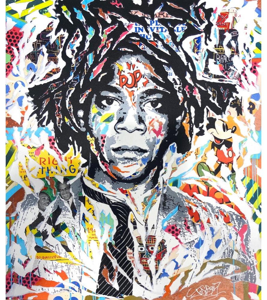 Litho.Online Jo di Bona - Basquiat