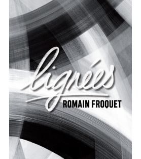 "Litho.Online Romain Froquet - Catalogue exposition \""Lignées\\""- 80 pages"