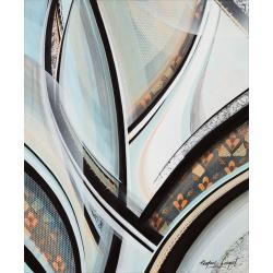 Romain Froquet - Estampe Royal - 24x30cm - signée numérotée 25ex - 2018
