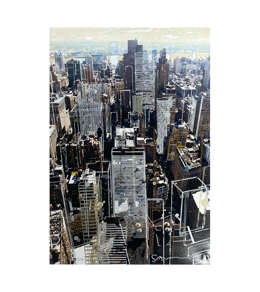 Litho.Online Gottfried Salzmann - NY city