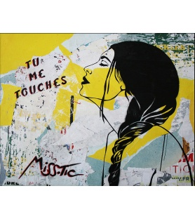 Litho.Online Miss Tic - Tu me touches