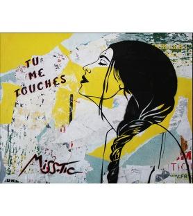 Miss Tic - Tu me touches
