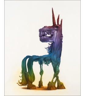 Bom.K - My Little Pony print