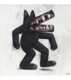 Bom.K - Le Loup Imitateur -...