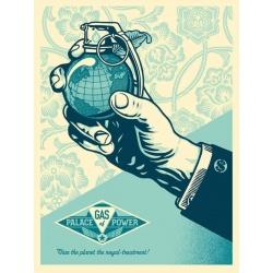 Litho.Online Shepard Fairey - Royal Treatment Money
