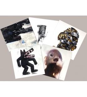 """Bom.K - Pack de 5 prints """"A..."""