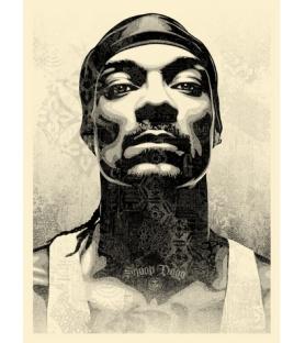 Litho.Online Shepard Fairey - Snoop D-O Double G