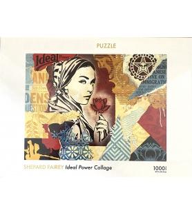 Litho.Online Shepard Fairey - Puzzle 1000 pièces