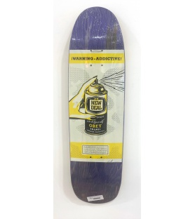 Litho.Online Shepard Fairey (Obey) - New Deal - Skateboard 264/400