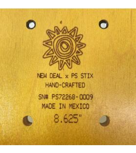 Litho.Online Shepard Fairey (Obey) - New Deal - Skateboard 77/400
