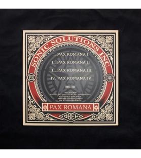 Litho.Online Shepard Fairey - Disque Pax Romana