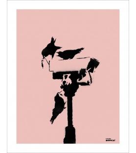 Banksy (tribute) - Print...