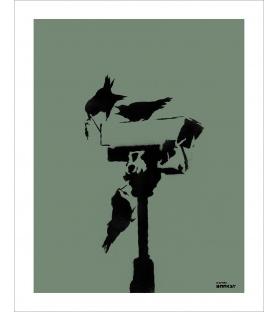 Banksy (d'après) - Print...
