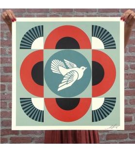 Shepard Fairey - Dove...