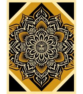 Shepard Fairey - Lotus...