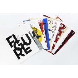 Litho.Online Lithographie Portfolio FIGURE - 10 lithographies