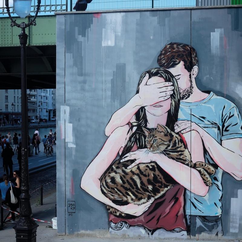Litho.Online Jana & JS - De la profondeur des sentiments - Paris
