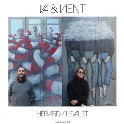 Litho.Online Levalet et Hérard - Va & Vient tirage de tête