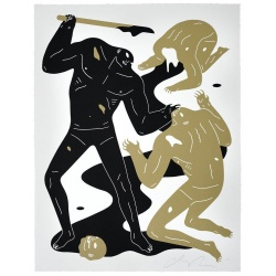 Litho.Online Cleon Peterson - The Crawler
