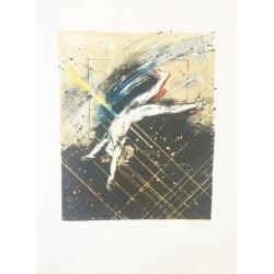 Litho.Online René Botti - Sous le soleil de Jacques Brel