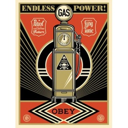 Shepard Fairey - Endless Power