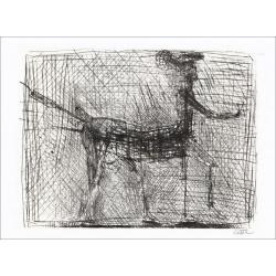 Litho.Online César - Centaure, hommage à Picasso