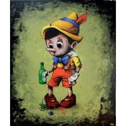 Litho.Online Dran - Pinocchio