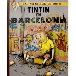 Dran - Tintin en Barcelona